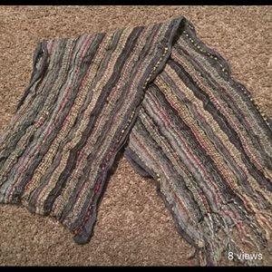 Accessories - Multi colored scarf